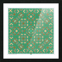 Celtic Maze 5031 Picture Frame print