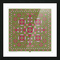 Celtic Maze 5029 Picture Frame print