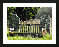 Time for Contemplation Picture Frame print