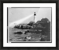 Portland-Head-Light-Portland-Maine Picture Frame print