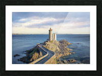 Petit Minou Lighthouse Picture Frame print