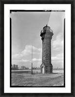Welfare-Island-Lighthouse-NY Picture Frame print
