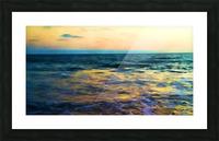 Manhattan Beach Beauty Picture Frame print