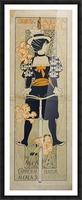 Alexandre-de-Riquer---Salon-Pedal Picture Frame print