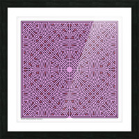 Maze 2876 Picture Frame print
