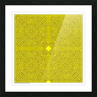 Maze 2880 Picture Frame print