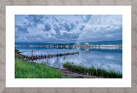 Cheticamp Harbour Picture Frame print