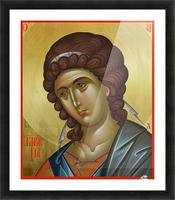 The Archangel Gabriel Picture Frame print