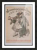 Vintage---Journey-4 Picture Frame print