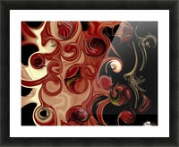 Complex Analysis Picture Frame print