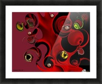 Act with Manufactured Energy Picture Frame print