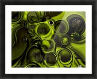 Continuation or Substance Picture Frame print