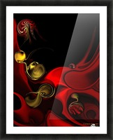 Deeper Reappearance of High Energy Picture Frame print