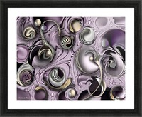 Dialogue with Interfering Reality Picture Frame print