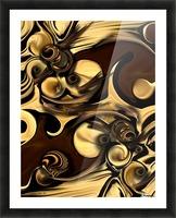 Manufactured Elegance Picture Frame print