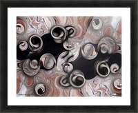Metamorphosis and Echo Picture Frame print