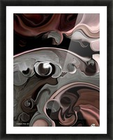 Metaphysical Feeling Picture Frame print