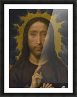 Christ Blessing Picture Frame print