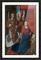 The Annunciation Picture Frame print