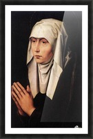 Mater Dolorosa Picture Frame print