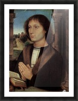 Portrait of Benedetto Portinari, 1487 Picture Frame print