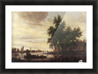 The Ferryboat Picture Frame print