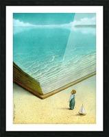 Ocean Impression et Cadre photo