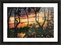 Sunset Collection - 03 Picture Frame print