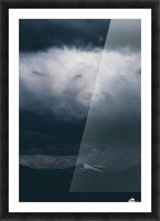 Spark Picture Frame print
