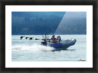 Fly By Picture Frame print