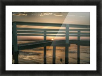 Sunset Collection - 04 Picture Frame print