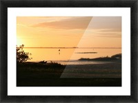 Island Sound - 2 Picture Frame print