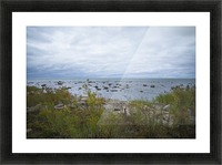 Kettle Point Picture Frame print
