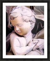 THE CHILD Picture Frame print