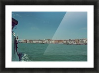 Venice on the see Picture Frame print