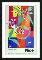 Henri Matisse Original vintage poster for Nice Picture Frame print