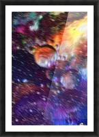 Color Flow F Picture Frame print