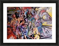 Cafarnaum Picture Frame print