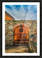 Entryway to Paradise Picture Frame print
