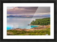 Lake_pukaki Picture Frame print