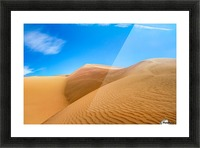 Windswept Picture Frame print