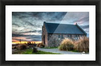 Church of the Good Shepherd Picture Frame print