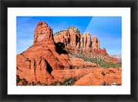 Bell Rock Sedona Picture Frame print