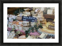 say cheese Picture Frame print