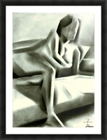 Nude - 23-01-16 Picture Frame print