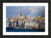 Galata, Istanbul Picture Frame print