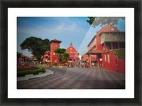 Melaka Picture Frame print
