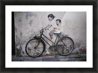 Penang Picture Frame print