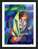 Pieternella - 18-07-15 Picture Frame print