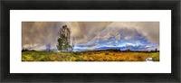 Bentley_Sunset_MG_8404EditedBR Picture Frame print